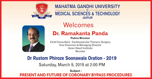 Mahatma Gandhi University of Medical Sciences Technology